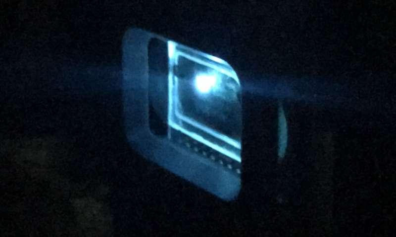 Organic Laser Diodes