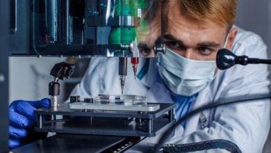 Photo of 3D bioprinting