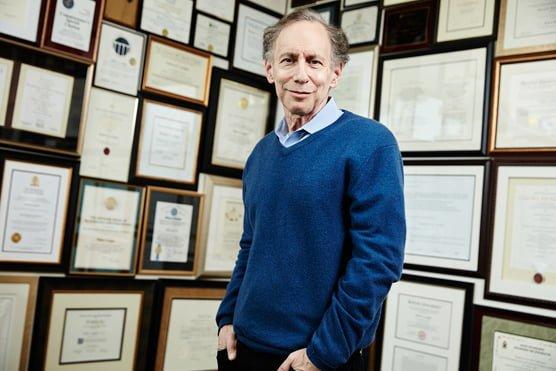 رابرت لانگر، مهندس اعجاب انگیز عرصه پزشکی