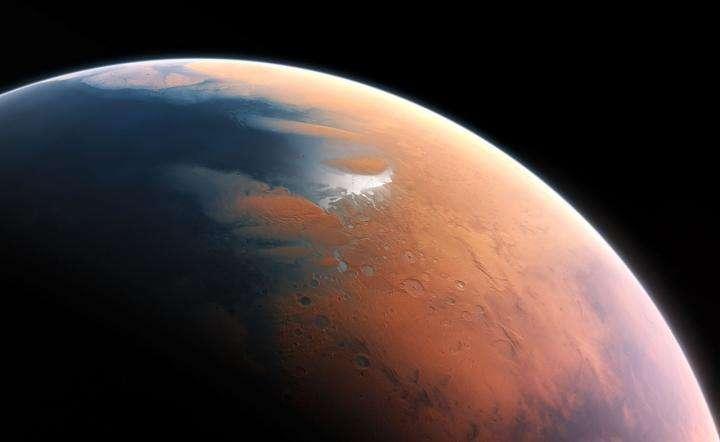 بررسی امکان حیات میکروارگانیسم ها در جو مریخ - زیست فن -زیست فناوری