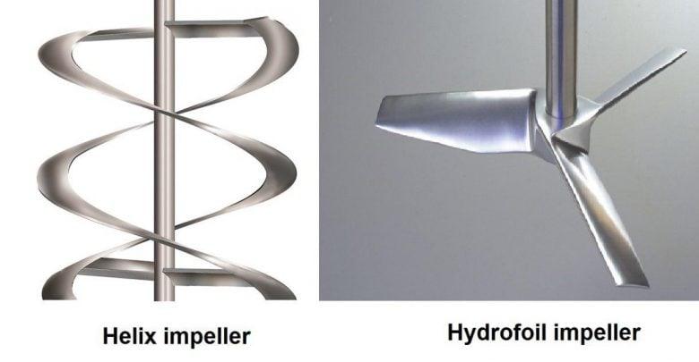 انتخاب همزن مناسب در بیوراکتورهای آبکافت زیستتوده های لیگنوسلولزی