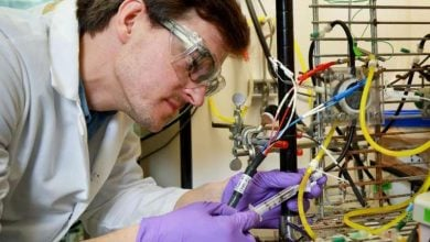 Photo of بازیابی پساب به هیدروژن برای استفاده در تولید سوخت با کمک فناوری مقیاس آزمایشگاهی