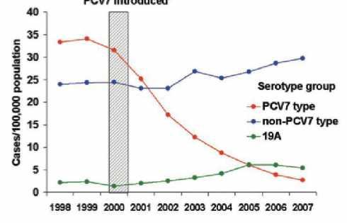اثر تکنولوژی conjugation بر جهش فروش واکسن ذاتالریه - اخبار زیست فناوری