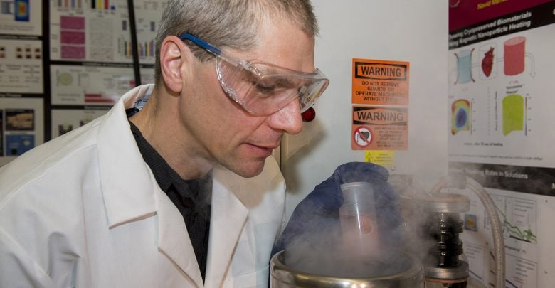 With Iron Nanoparticles, Cryopreserved Tissue Springs Back to Life - اخبار زیست فناوری