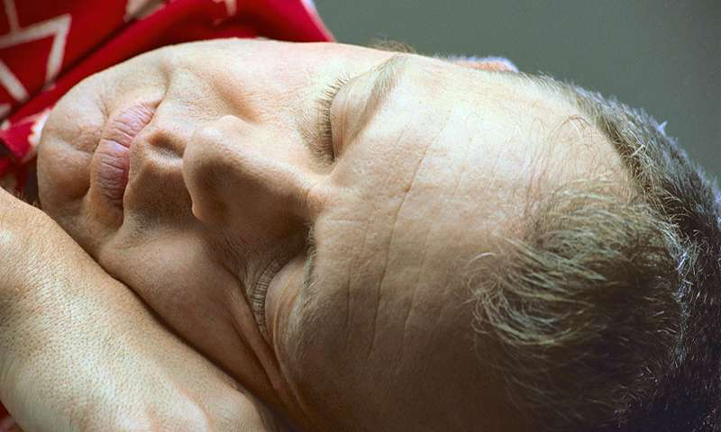 Alzheimer biomarkers up with sleep disordered breathing - اخبار زیست فن
