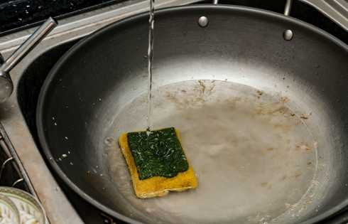 Your kitchen sponge harbors zillions of microbes. Cleaning it could make things worse - اخبار زیست فن
