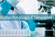برترین شرکتهای بیوتکنولوژی جهان (2017)