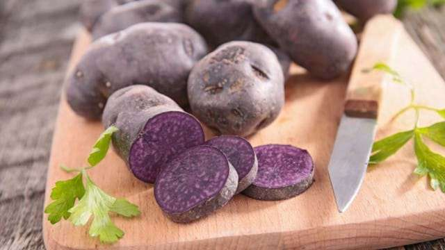 Eat a purple potato if you know what's good for you - اخبار زیست فن