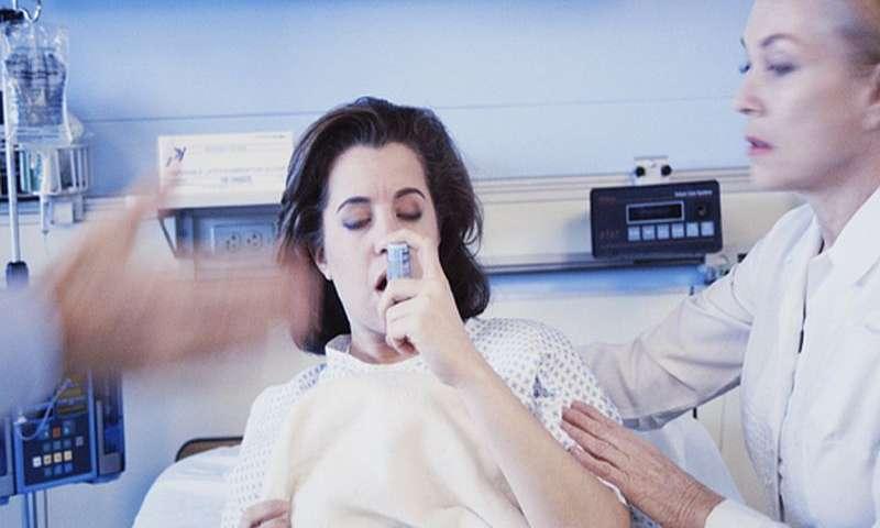 New 'biologic' drug may help severe asthma - اخبار زیست فن