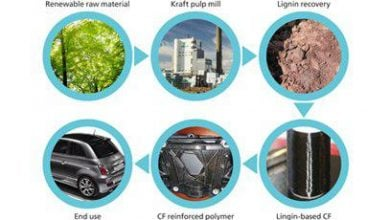 تولید الیاف گران قیمت کربن با استفاده از لیگنین - اخبار زیست فناوری