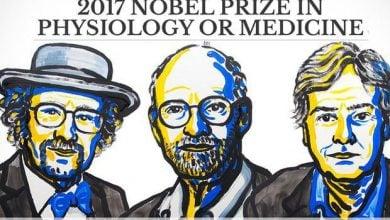 Photo of سه دانشمند آمریکایی با تحقیق دربارهی ساعت زیستی درون بدن، جایزه ی نوبل 2017 را از آن خود کردند