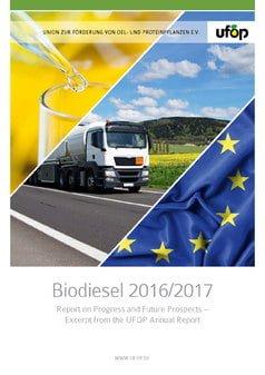 بیودیزل 2016/2017 - گزارش پیشرفت و چشم انداز آینده - اخبار زیست فناوری