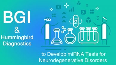 BGI, Hummingbird Diagnostics to Develop miRNA Tests for Neurodegenerative Disorders