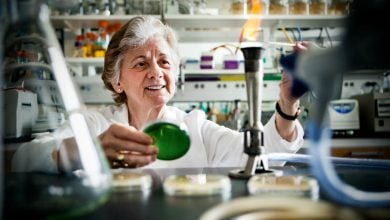 Photo of UMD's Dr. Rita Colwell Awarded 2017 International Prize for Biology