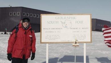 Photo of مشاهده باکتری های زنده در یخ قطبی و برف