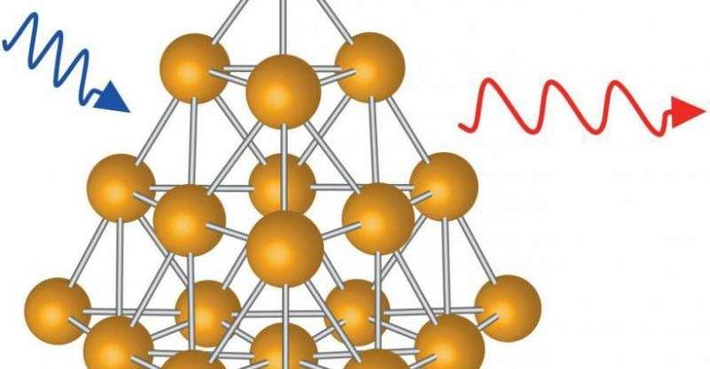 درخشش طلا بواسطه خواص نانوبیوسنسورها - اخبار زیست فناوری