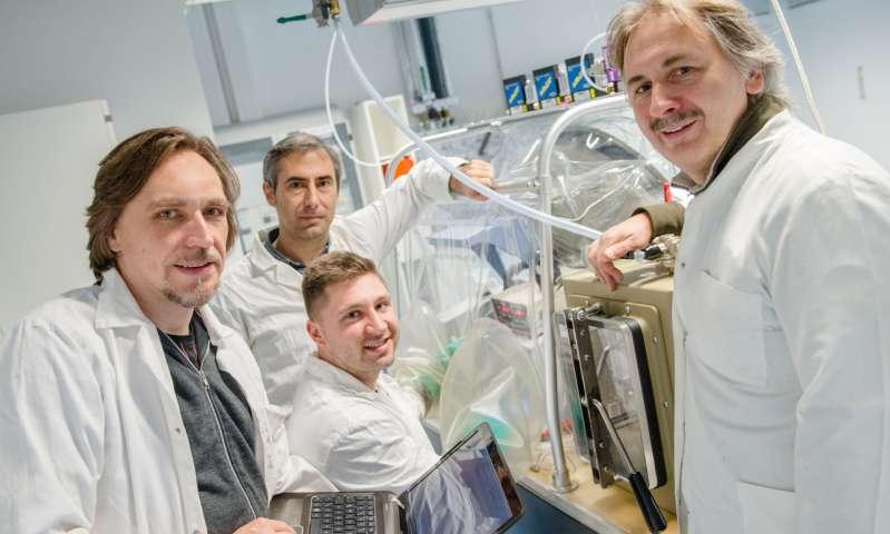 محیط پروتئین باعث تولید کاتالیزور برای تولید هیدروژن - اخبار زیست فناوری