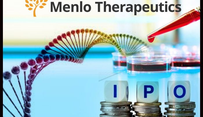 Menlo Therapeutics Files for Up-to-$97.75M IPO