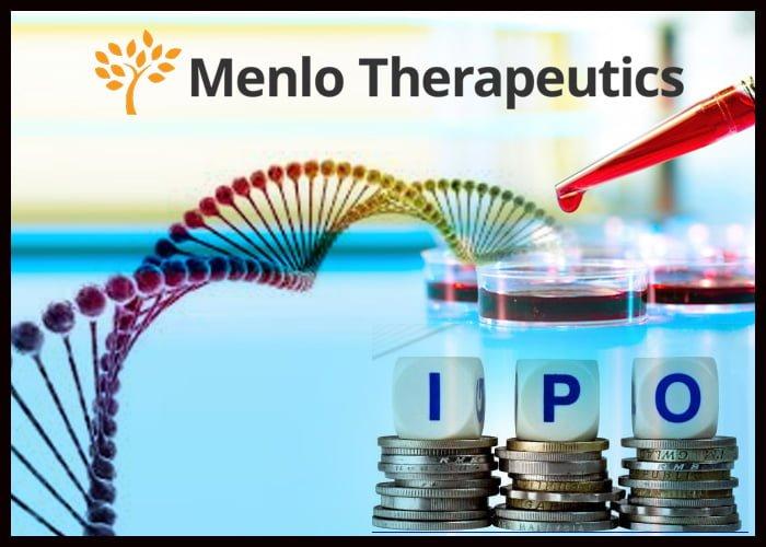 Menlo therapeutics inc ipo