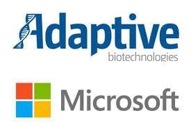Photo of مایکروسافت، شریک Biotechnologies Adaptive برای مطالعه ژنتیک سیستم ایمنی