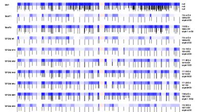 Photo of تعداد نشانگرهای ژنتیکی مرتبط با طول عمر سه گانه