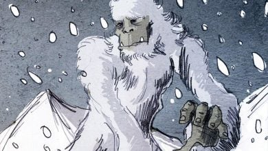 کمک ژنتیک به رنگ باختن افسانه یتی، مرد برفی مخوف هیمالیا! - اخبار زیست فناوری