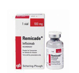 پنجمین داروی پرفروش جهان، Remicade