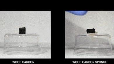 فرآیند تبدیل چوب به یک سنسور خردکننده