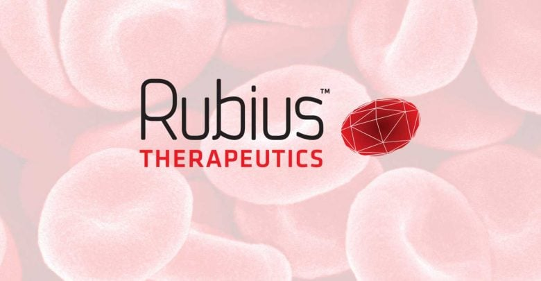 Cell Therapy Developer Rubius Therapeutics Raises $100M More