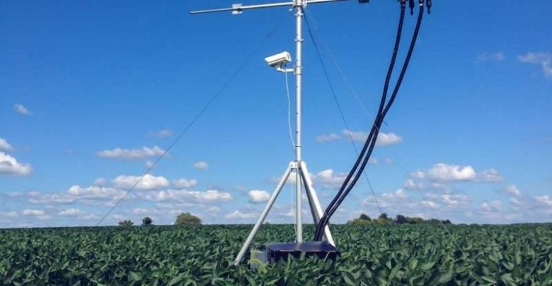 A view from 50,000 feet (and higher)—scientists seek new ways to monitor crop health - اخبار زیست فن