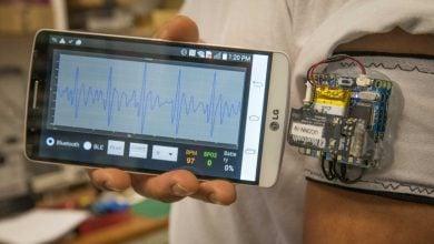 Photo of Portable biosensor warns of heart attack and stroke