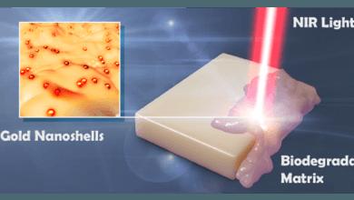 Photo of استفاده از نانوذرات نور و طلا برای تحویل داروها