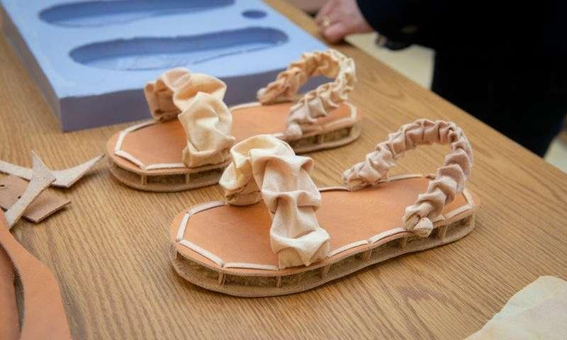 کفشهایی از پر و قارچ – اخبار زیست فناوری