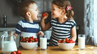 Sweet, bitter, fat: Genetics play a role in kids' snacking patterns, study finds