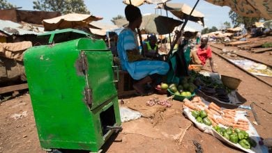 How the sun's rays can keep food chilled: fighting waste in Africa