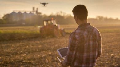 How drones could improve crop damage estimates - اخبار زیست فن