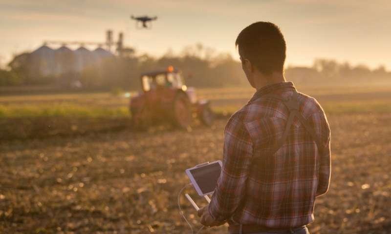 How drones could improve crop damage estimates - اخبار زیست فن