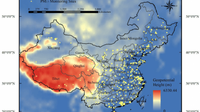 Photo of How does GEOS-5-based planetary boundary layer height and humidity vary across China?