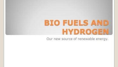 نگاه ویژه به هیدروژن با به کارگیری بیوگاز برای تولید هیدروژن تجدیدپذیر