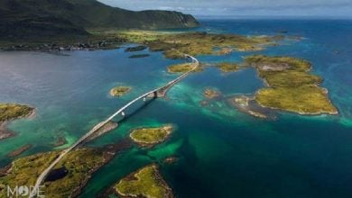 مهاجرت های تاریخی به آمریکا و ایسلند