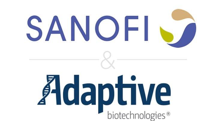 Sanofi و Adoptive Biotechnology