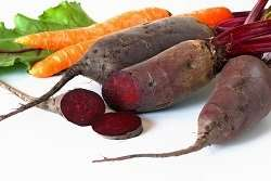 Beets and carrots could lead to stronger and greener buildings