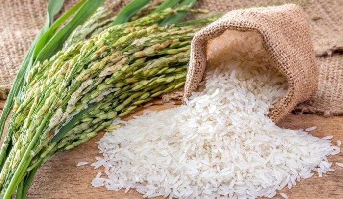 بسته بندی با برنج