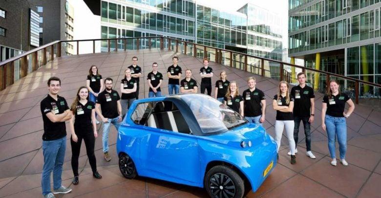 ساخت خودرو از پلاستیک های زیستی