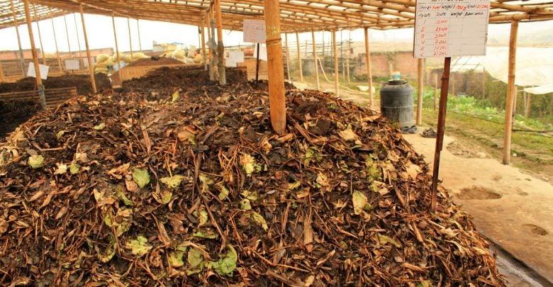 تبدیل ضایعات گیاهی به محصولات پایدار
