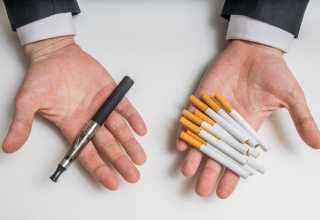 آسیب به DNA با سیگارهای الکترونیکی