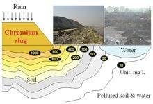 تصفیه زیستی آّب آلوده به کروم و ذخیرهسازی چربی همراه برای تولید سوختزیستی