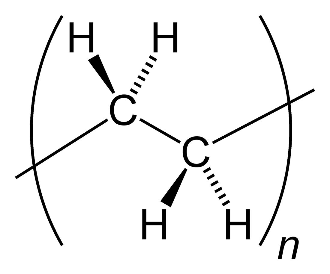 ساختار پلیاتیلن