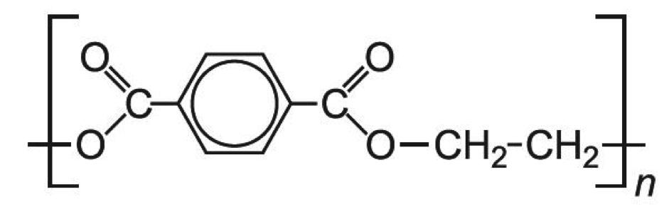 ساختار شیمیایی پلیاستر