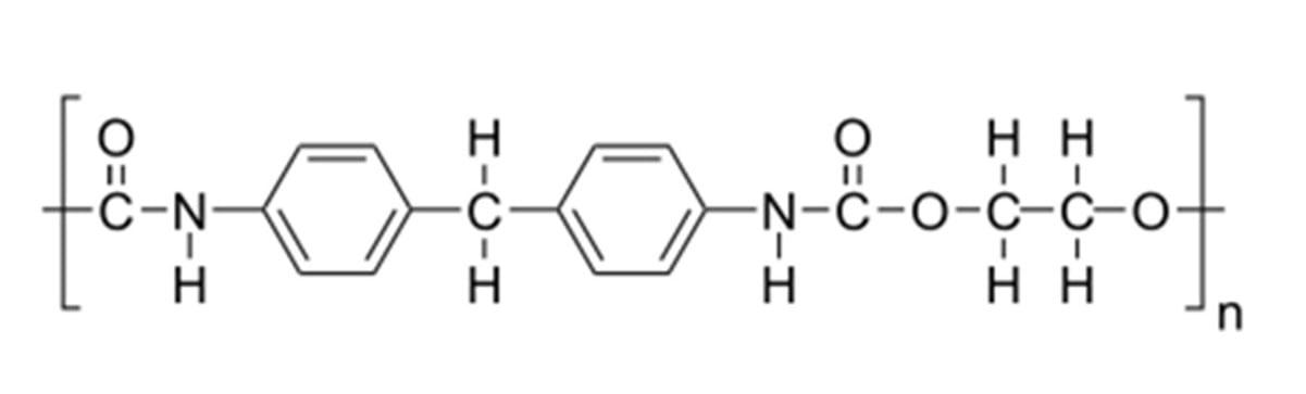 ساختار شیمیایی پلیاورتان